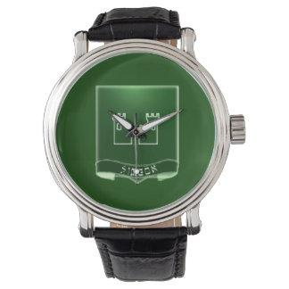Stam van Horloge van het Leer van CREST Simeon het
