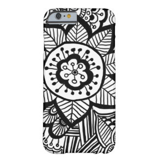 Stammen Boheems Patroon Girly Barely There iPhone 6 Hoesje