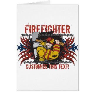 Stammen Brandbestrijder Kaart