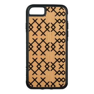 Stammen Carved iPhone 7 Hoesje