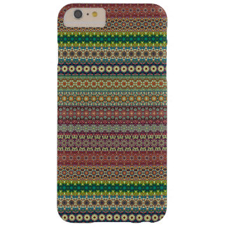 Stammen gestreept abstract patroonontwerp barely there iPhone 6 plus hoesje