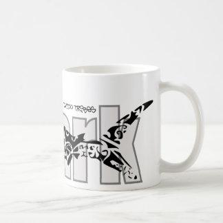 Stammen haai koffiemok