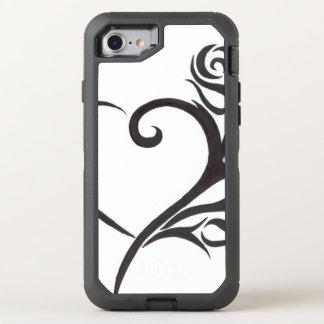 Stammen hart OtterBox defender iPhone 7 hoesje
