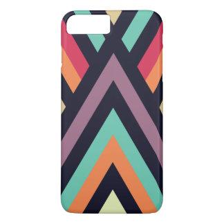 Stammen Kleurrijk Ontwerp Iphone7 plus iPhone 8/7 Plus Hoesje