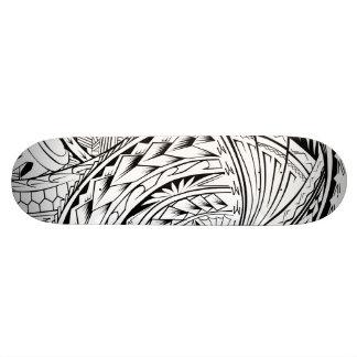 Stammen Motie 18,1 Cm Old School Skateboard Deck