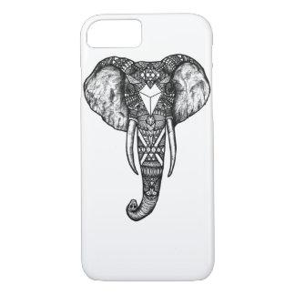 Stammen Olifant iPhone 7 Hoesje