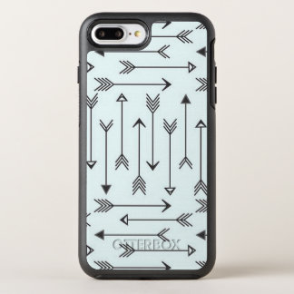 Stammen Pijlen OtterBox Symmetry iPhone 8 Plus / 7 Plus Hoesje
