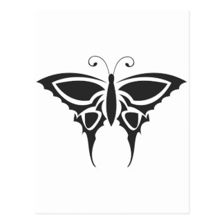 Stammen Vlinder Briefkaart