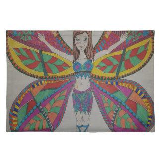 Stammen vlinderFee Placemat