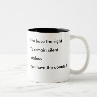Standaard Materiaal Tweekleurige Koffiemok