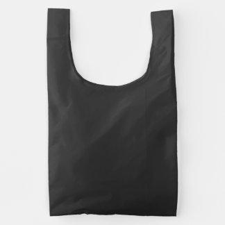 Standaard Opnieuw te gebruiken Zwarte Zak BAGGU, Herbruikbare Tas