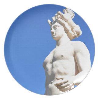 Standbeeld van Apollo (Neptunus) Bord