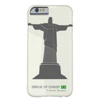 Standbeeld van Christus in Rio de Janeiro Barely There iPhone 6 Hoesje