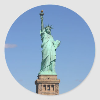 Standbeeld van de Stickers van de Vrijheid