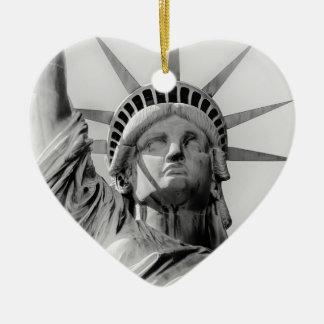 Standbeeld van het Ornament van de Vakantie van de