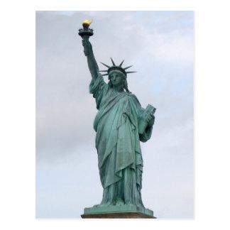 Standbeeld van Vrijheid Briefkaart
