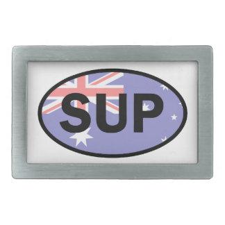 Standup Vlag van Paddleboard Australië Gespen