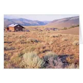 Stanley, Idaho Kaart