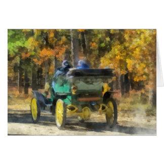 Stanley Steamer Automobile Kaart