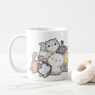 Stapel van Katjes Koffiemok