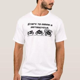 Stappen aan het Berijden van een T-shirt van de