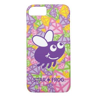 STAR*FROG™ de Stijl van de vlieg iPhone 7 Hoesje