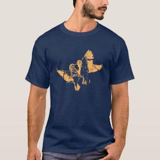 Starlings door het Grafische Ontwerp van het Leven T Shirt