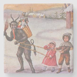 Stealing Speelgoed & Kinderen van Krampus Stenen Onderzetter