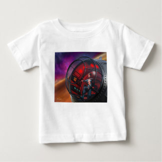 Steamfish Proef Baby T Shirts