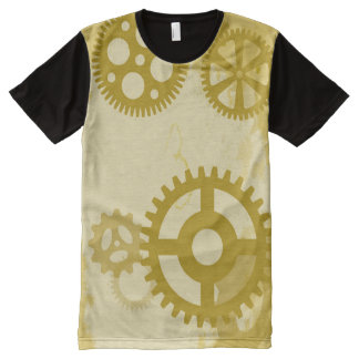 Steampunk All-Over-Print T-shirt