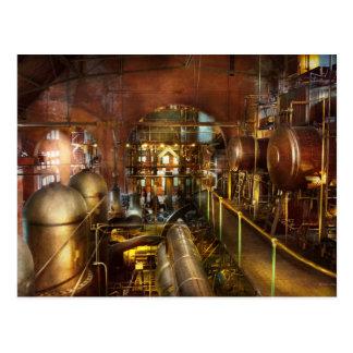 Steampunk - Denkgroepen Briefkaart