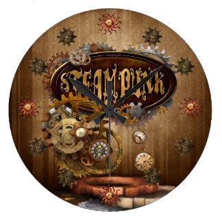Steampunk Grote Klok