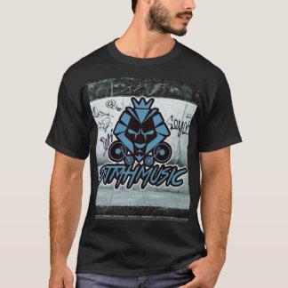 Stedelijke Blauw T Shirt