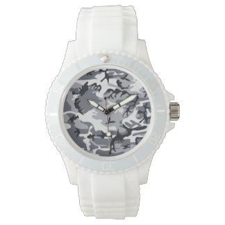 Stedelijke Camouflage Horloge
