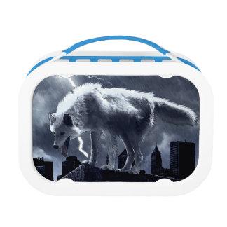 Stedelijke Wolf Lunchbox