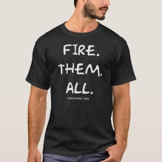 Steek hen in brand allen t shirt