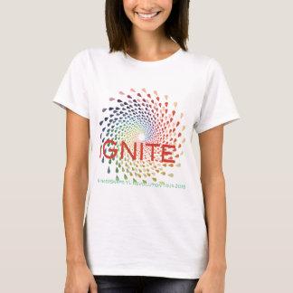 Steek het Ontwerp van de Reis aan YLSnaps T Shirt