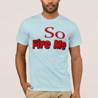 Steek me in brand zo T-shirt