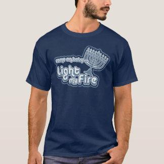 Steek Mijn Brand aan T Shirt