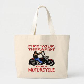 Steek Uw Rit van de Therapeut in brand een Motorfi Draagtas
