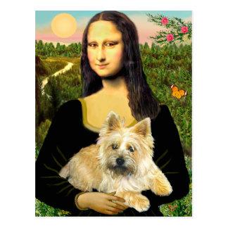 Steenhoop Terrier 23 - Mona Lisa Briefkaart