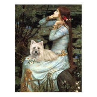Steenhoop Terrier 4 - Gezette Ophelia Briefkaart