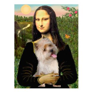 Steenhoop Terrier 9 - Mona Lisa Briefkaart