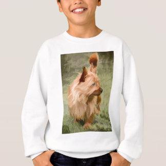 Steenhoop Terrier dat - schildert Trui
