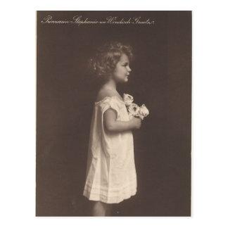 Stefanie Habsburg/windisch-Graetz #045H Briefkaart