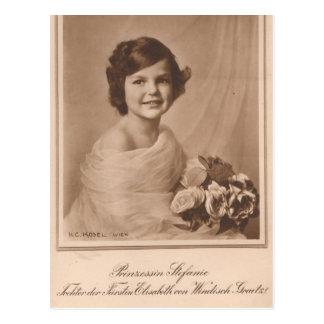 Stefanie Habsburg windisch-Graetz 052H Wenskaart