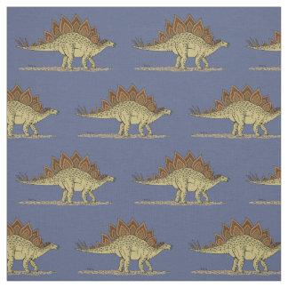 Stegosaurus Stof