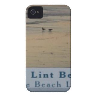 stel het Strand TLB van het Pluksel tevreden iPhone 4 Hoesje