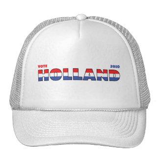 Stem Holland 2010 Rode Wit van Verkiezingen en Bla Mesh Pet