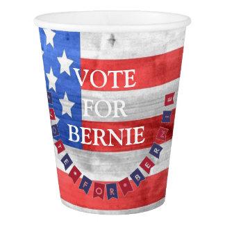 Stem voor Bernie Sanders Democrat American Flag